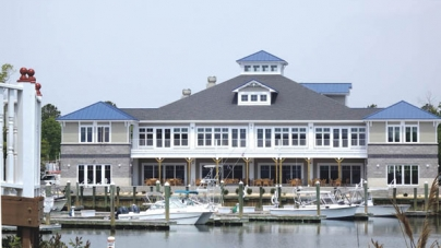 Pines Yacht Club expected to open today for public use