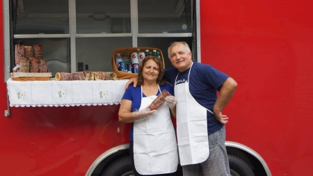 Vendors featuring variety of items during Springfest