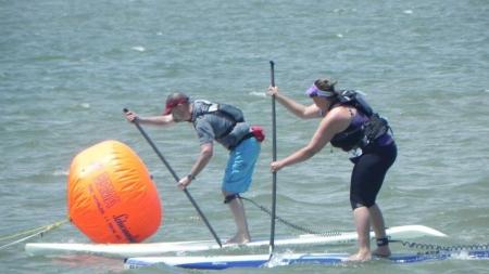 Surf Swap, paddleboard races, Sun.