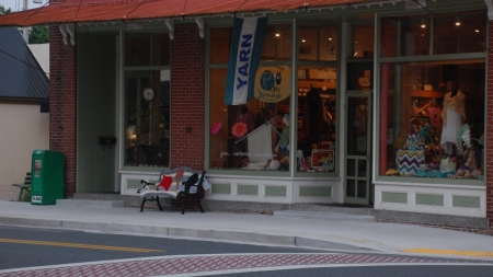 Berlin, Maryland: History and Shopping near Ocean City, Maryland