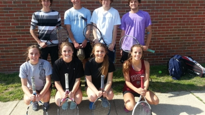 Eight Decatur tennis players to battle in Dist. VIII tourney