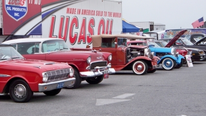 Endless Summer Cruisin' Car Show: October 7-10