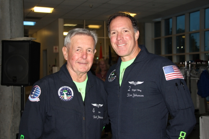 Father and son to perform together in OC Air Show