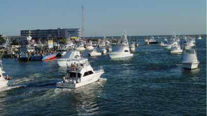 White Marlin Open Kicks Off in Unprecedented Times