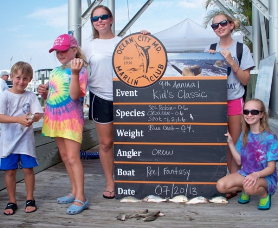 Classic expected to draw hundreds of junior anglers