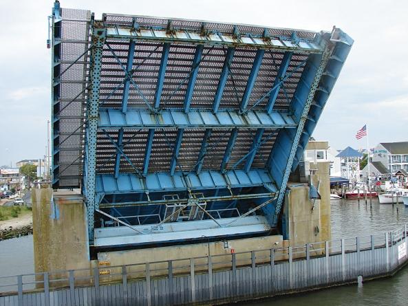 Temperature differential to blame for bridge problems