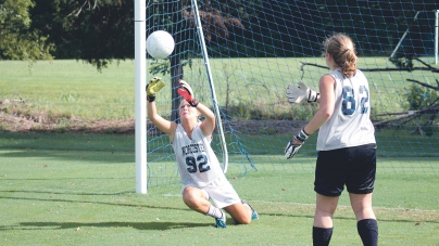Worcester Prep girls' soccer team talented, athletic