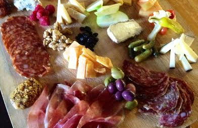 Perfect Paring: Evolution Brewing Co.'s Charcuterie and Cheeses Compliment Craft Beers