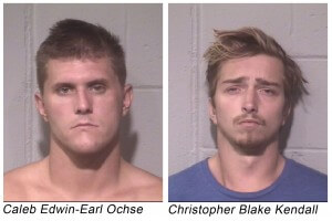 Two arrested, one released in OC homicide of Pa. visitor