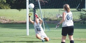 Worcester Prep girls' soccer team talented, athletic