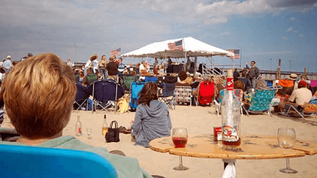 Annual celebration of local wines comes back to beach September 28-29