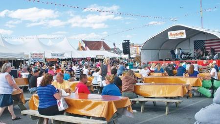 Sunfest celebrates 40 years in OC