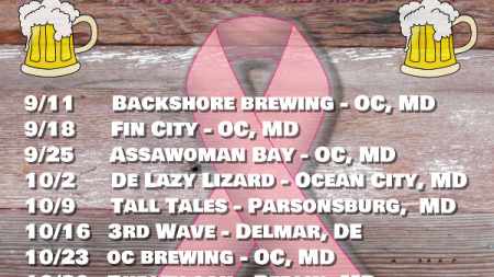 """First annual """"Brews for Boobs"""" series brings new way to join the fight against breast cancer"""