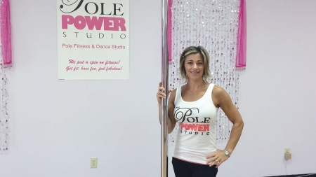 Pole Power Studio offers new exercise options for women