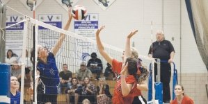 Stephen Decatur volleyball team tops Worcester