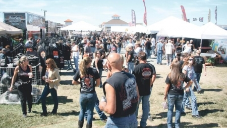 Variety of events for motorcyclists on tap this wknd.