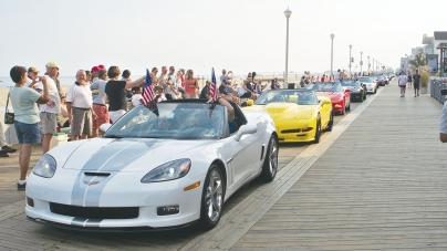 Free State Corvette Club hosts weekend of activities