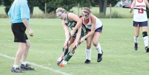 Lady Mallards edge out  Indians in physical battle