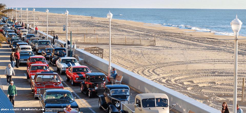 Cruisin' Ocean City hits the quarter century mark in 2015