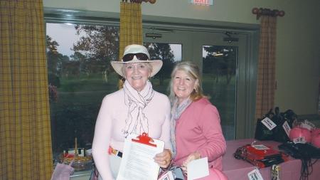 'Festive' Pink Ribbon Golf Classic, Oct. 24