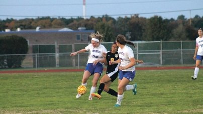 Lady Seahawks shut out Eagles in regional game