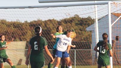 Decatur girls' soccer team gets big win over Parkside