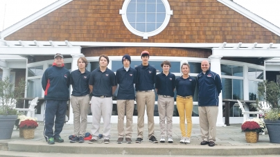 Prep golf team has successful year