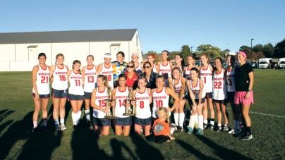 Worcester field hockey team wins third ESIAC title