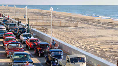 Annual Endless Summer Cruisin' under way in OC