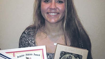 Petito Md. female winner for Wendy's HS Heisman Award