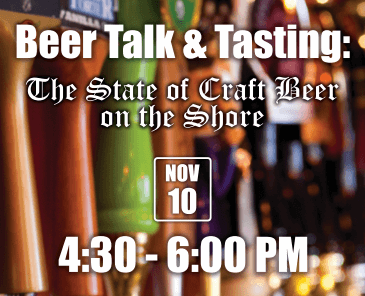 'Beer Talk & Tasting' event aims to elevate local craft beer movement