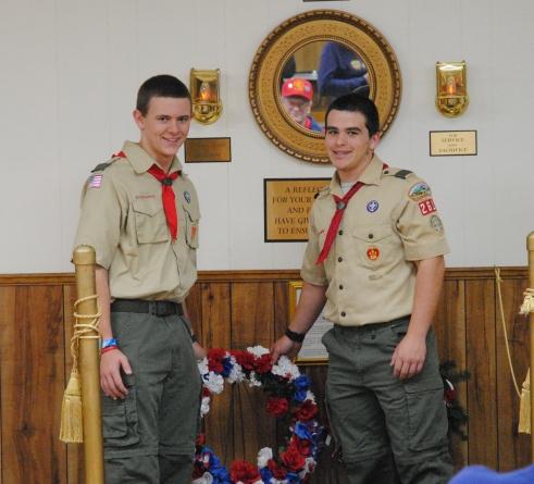 Veterans Day ceremonies in area