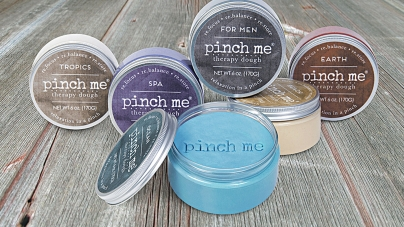 Pinch Me Therapy Dough featured in AMA gift bags