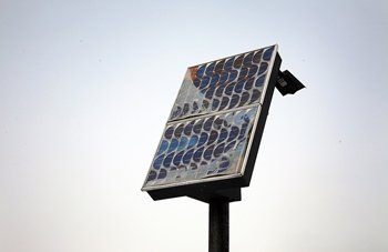 Solar zoning change passes easily 2nd time