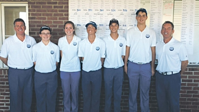 Decatur golf team finishes ninth in state championship