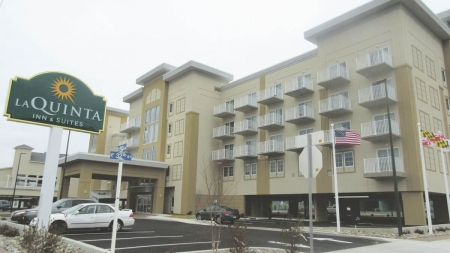 La Quinta Inn and Suites now open on 32nd Street