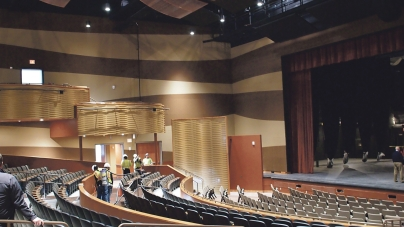 Mayor hosts New Year's Day concert at Performing Arts Center