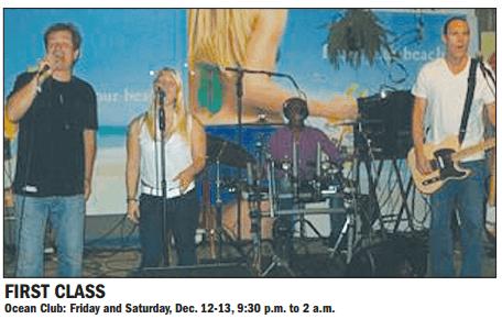 Appearing Live: December 12-18, 2014