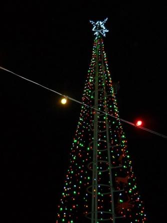 Annual Light Up Downtown OC celebration, Fri.