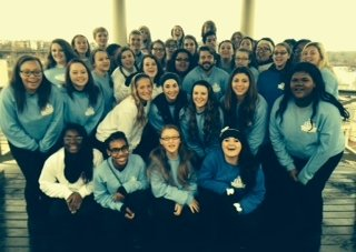 SD choir performs in Philly during Thanksgiving parade