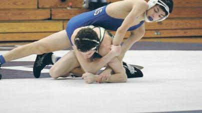 Decatur wrestlers top Saint Marks, Parkside