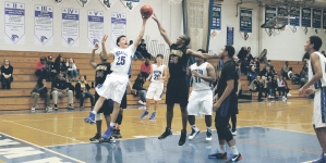 Decatur boys' squad trounces Crisfield, 72-27