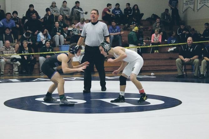 Kaminski takes third in 106-pound division at WOTS
