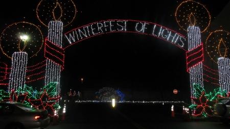Winterfest of Lights breaks record