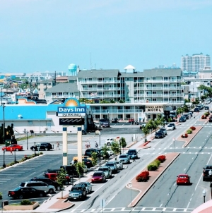 Ocean City's Paid Parking Season Begins April 1