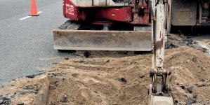 Replacement gas main work likely to take until 2017