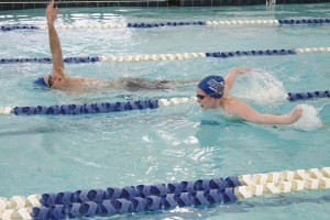Decatur swim teams finish second at regionals