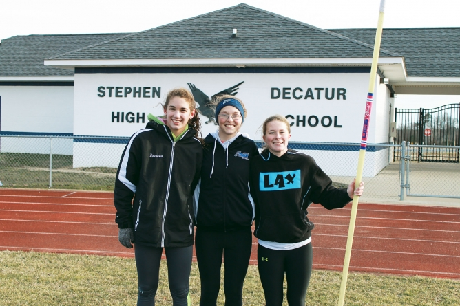 Mitrecic, Romano and Williams to compete at states