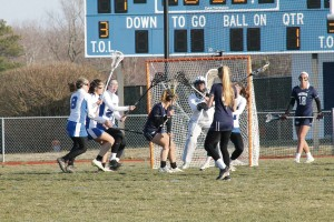 Lady Seahawks top Sabres, 16-3