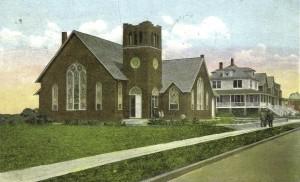 Atlantic United Methodist Church marks 100 years